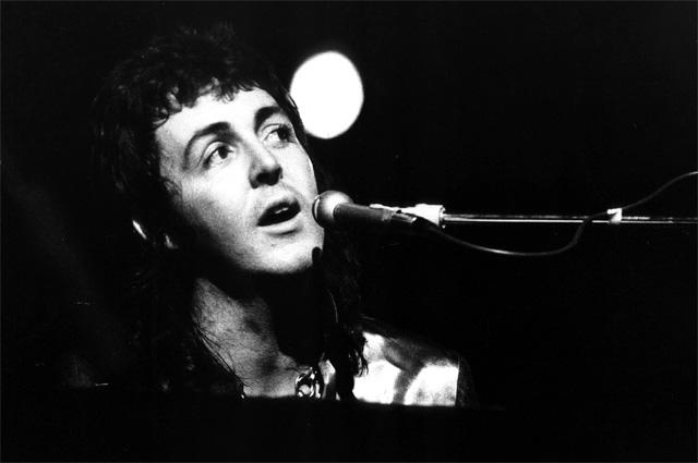 Пол Маккартни, 1973 год