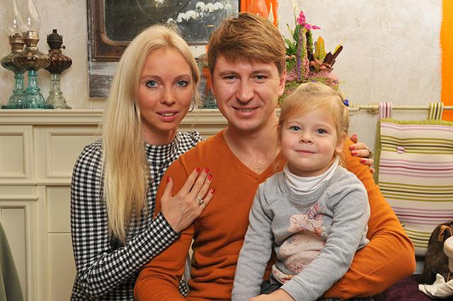 Алексей Ягудин и Татьяна Тотьмянина.