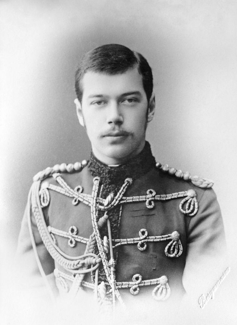 Цесаревич Николай Александрович. 1889 год