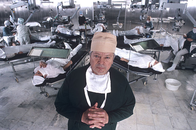 Святослав Федоров, 1993 г.