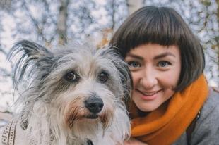 Анастасия Неровная и Белка