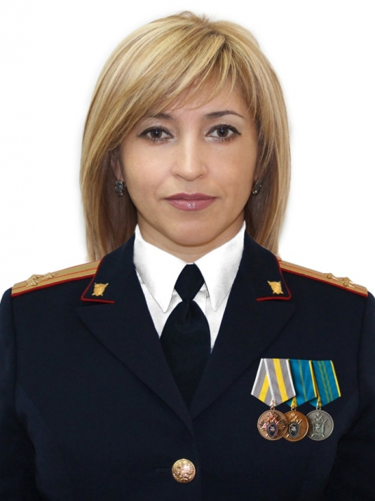 Александра Просина