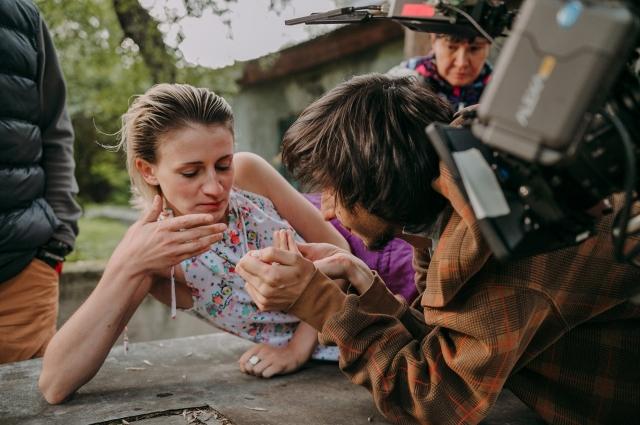 Летом 2019-го Баженова снялась в кино.