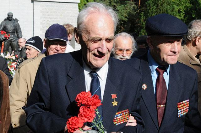 Герой Советского Союза Арнольд Мери