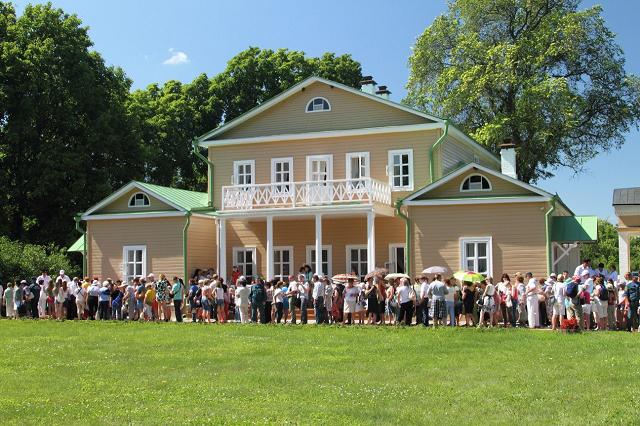 Тарханы - визитная карточка Пензенской области.