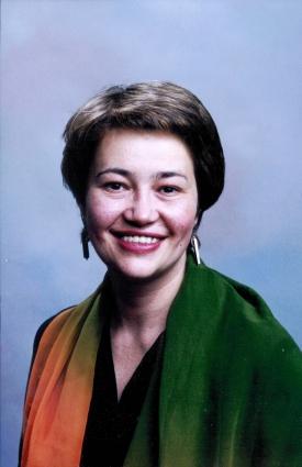 Эвелина Барбашина