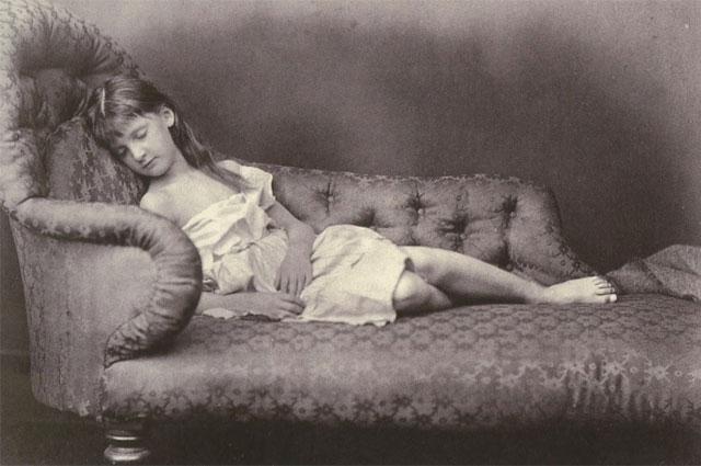 Александра Китчен, 1874 год