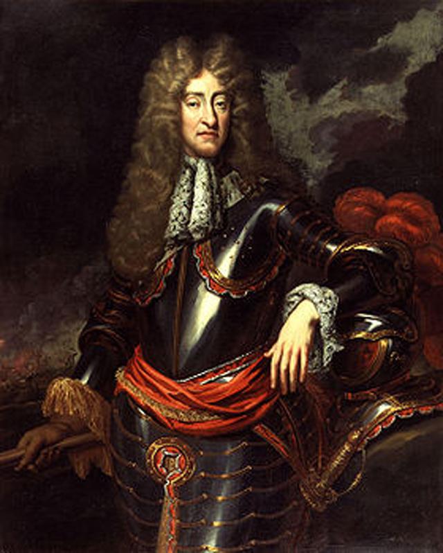 Яков II Стюарт.