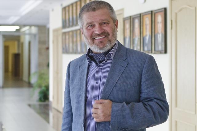 Александр Балберов.