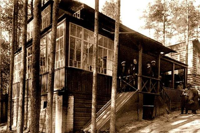 Дом в Озерках, в котором был убит Гапон