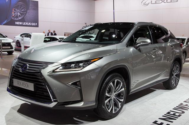 Lexus RX Hybrid.