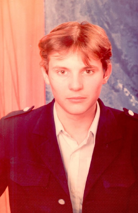 11-классник Евгений Бачурин