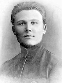 Иван Конев, конец 1910-х годов.