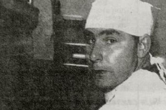 Корабельный врач Андрей Соловей