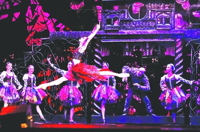 Балет «Эсмеральда» - самая яркая премьера этого сезона.