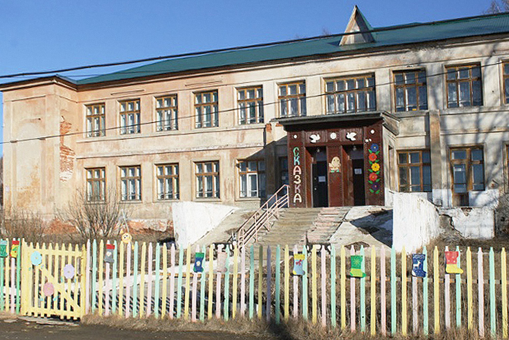 рмкКарабашский детский сад №11 «Сказка» после капитальной реконструкции примет воспитанников через два с небольшим месяца, к началу нового учебного года.