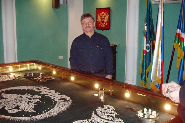 Учёный из Новочеркасска Алексей Темирёв