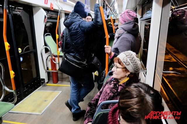 80% трамвайной комплектации производят в России.