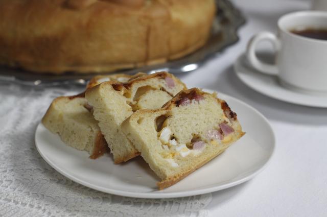 Неаполитанский пасхальный пирог касатьелло
