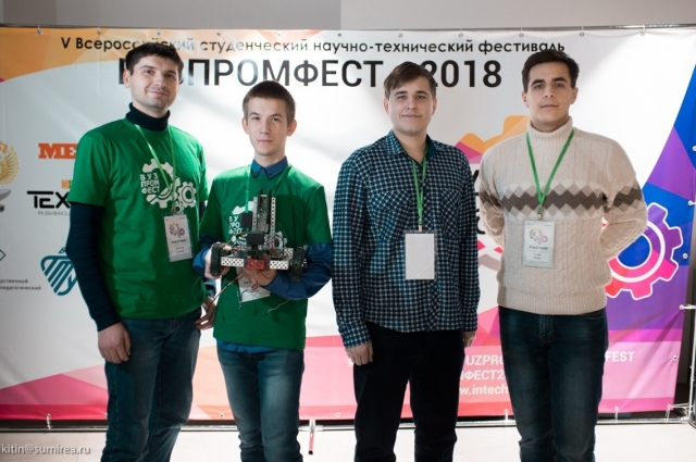 Студенты вуза часто становятся лауреатами престижных фестивалей и конкурсов.