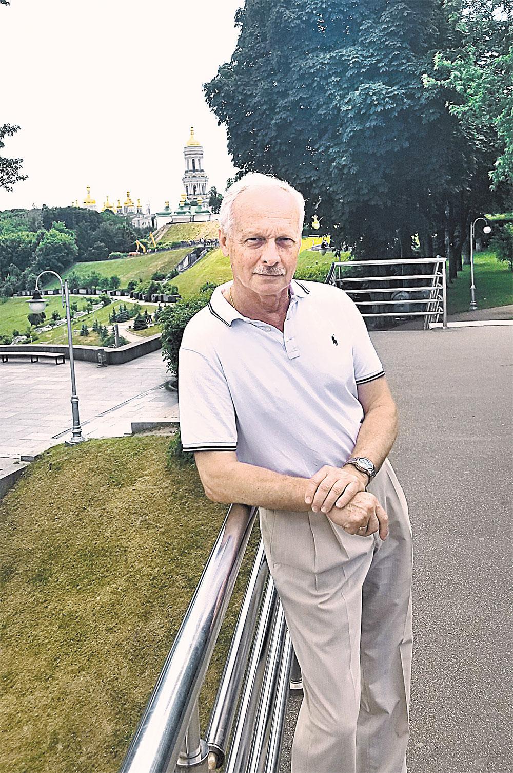 Сергей Остапенко сейчас.