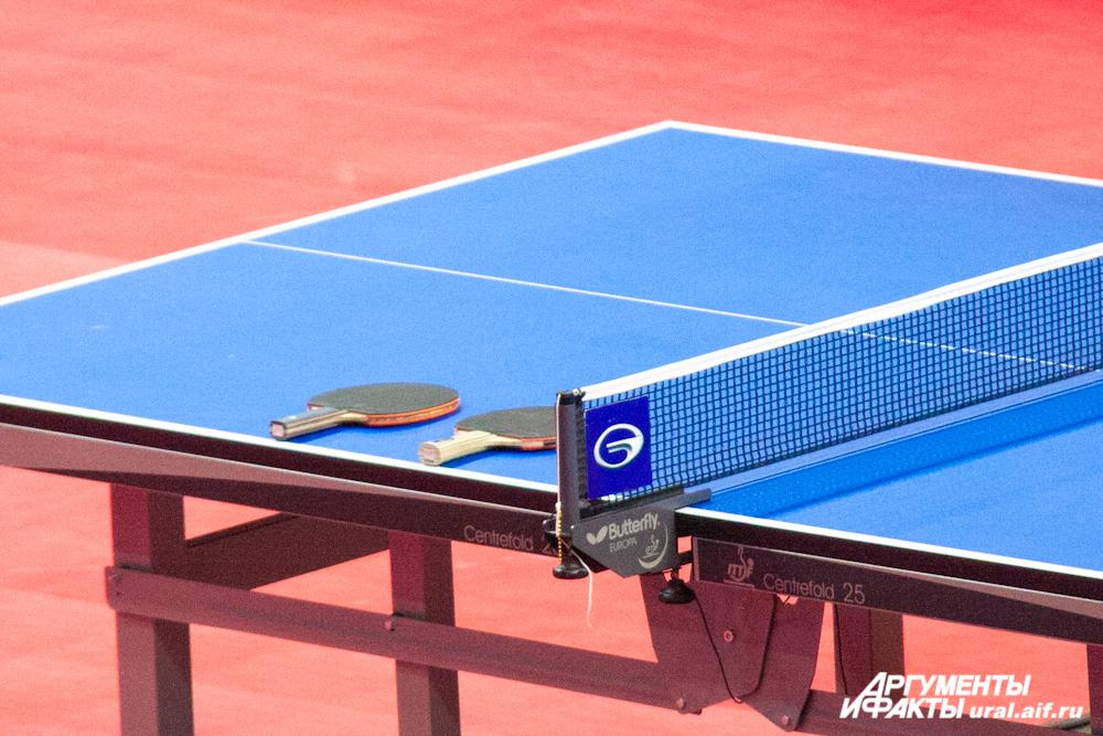 В чемпионате по настольному теннису сможет поучаствовать каждый желающий.