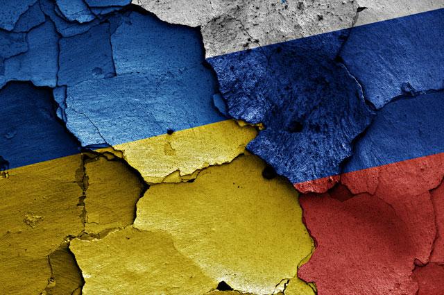 Россия Украина конфликт