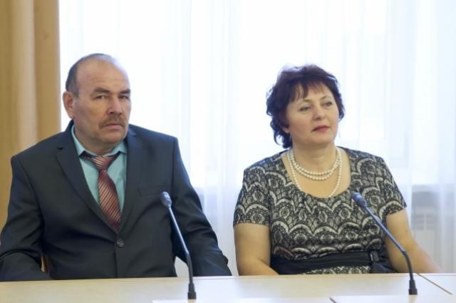 Главный пример для детей Кудрявцевых - мама и папа.