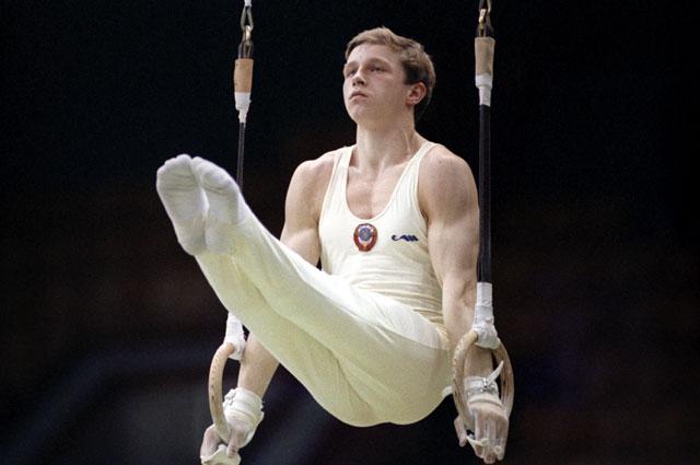 Виталий Щербо. 1991 г.