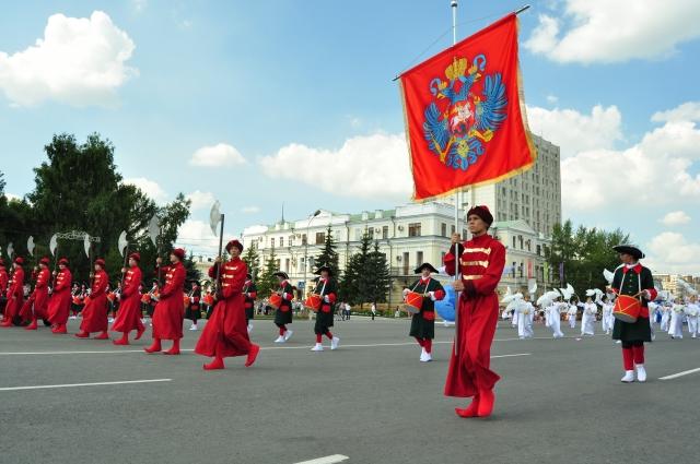 В Омске на День города будут палить из пушки.