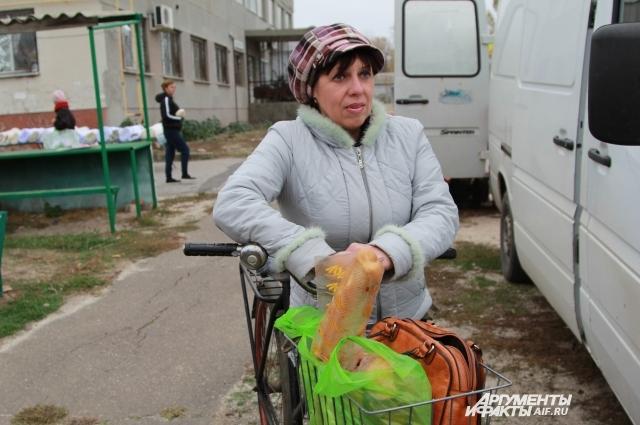 Местная жительница Марина Базанова считает, что казино нужно оставить.