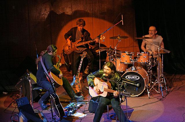 Группа «Калинов мост», 2006 г.