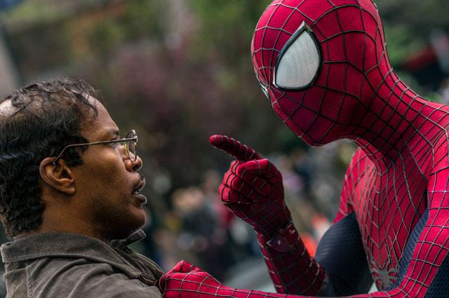 Новый Человек-паук - 2.