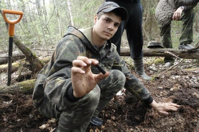 На окраинах Петрозаводска поисковики до сих пор находят незахороненные кости солдат Великой Отечественной