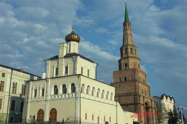 Казанский кремль, музей-заповедник