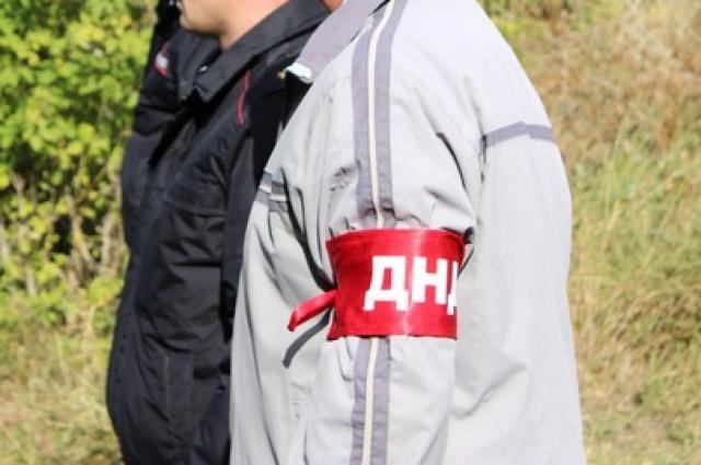 С такой повязкой дружинника маньяк Чикатило помогал милиции ловить самого себя.
