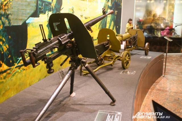 """Императорское импортозамещение - пулеметы """"Максим"""" начали собирать в Туле больше ста лет назад, чтобы не зависеть от Бельгии."""