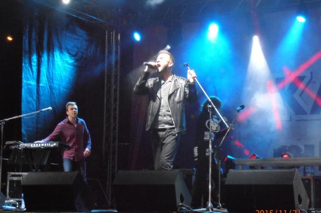 Концерт группы Plazma