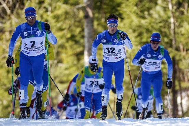 Лыжные гонки тоже подверглись изменению.
