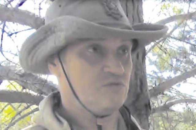 Александр МАТВЕЕВ, руководитель поискового отряда «Трасса».
