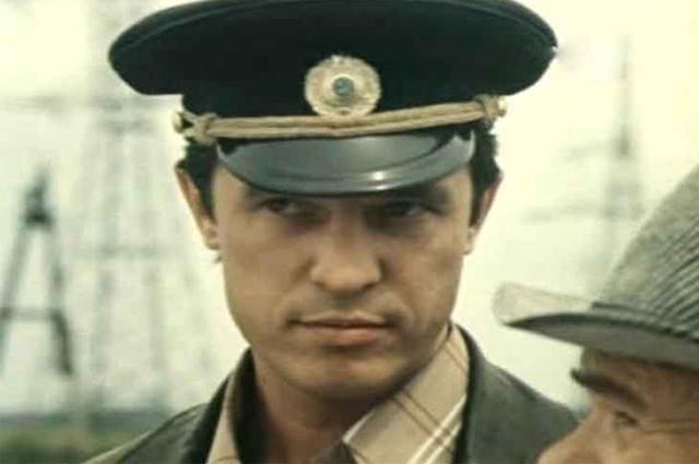 Ивар Калныньш в фильме «Не стреляйте в белых лебедей».