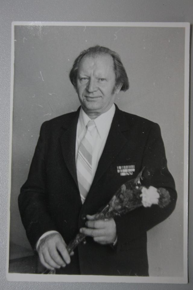 Старший лейтенант Михаил Щукин.