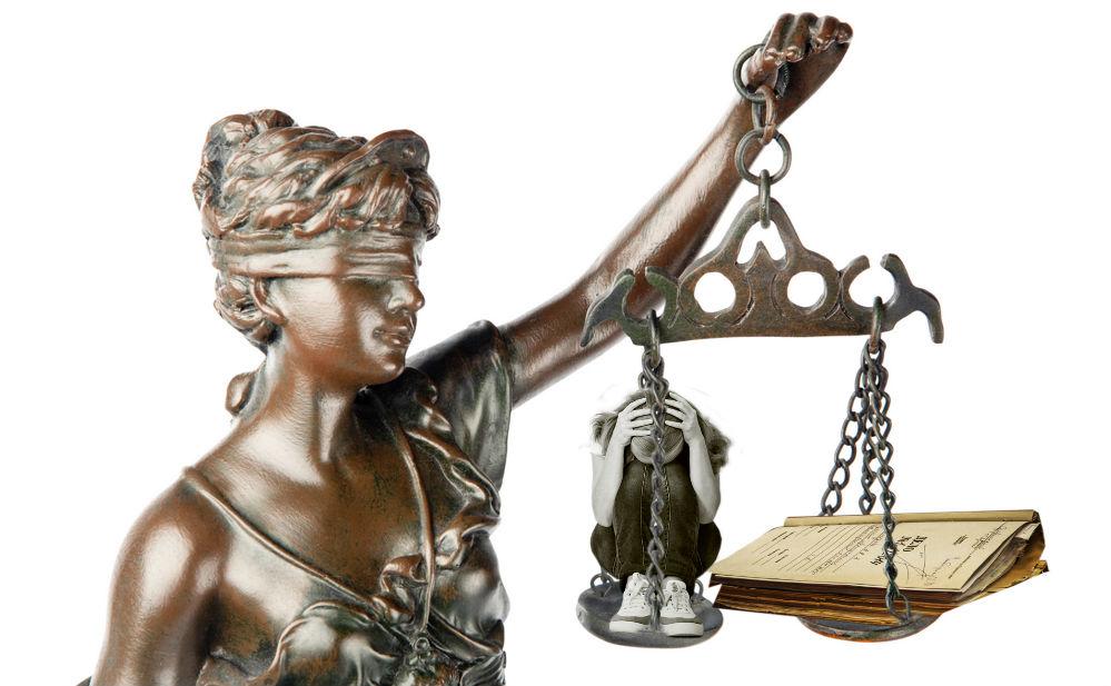 Юриспруденция находится за пределами понимания среднего человека.
