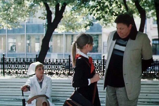 Действие происходит на Гоголевском бульваре