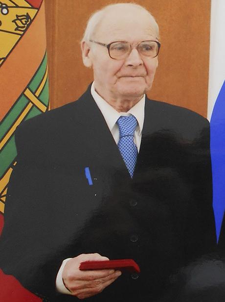 Василий Прокофьев.