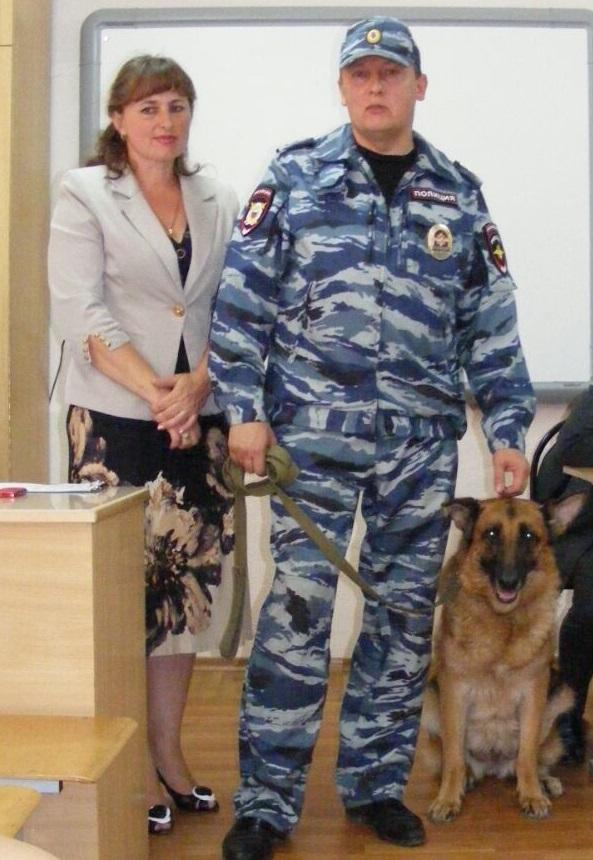 Шесть убийств помог раскрыть пёс Оззон.