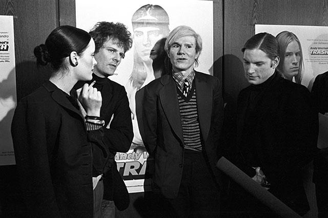 Энди Уорхол, 1971 г.
