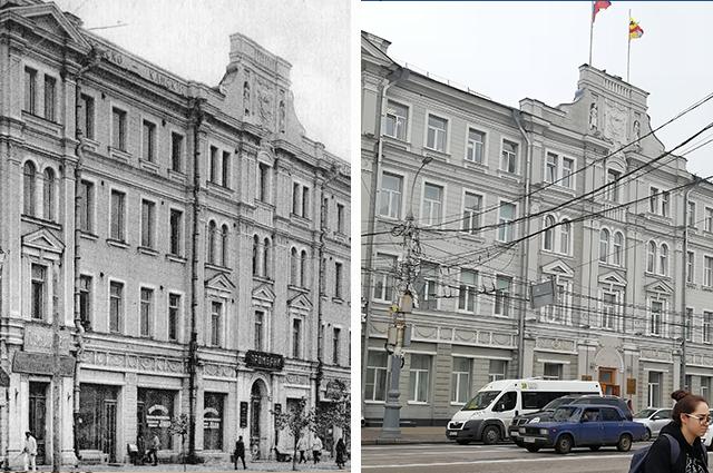 Воронеж здание мэрии