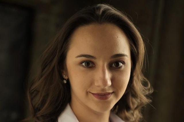 Наталья Забельникова совмещает учебу в вузе и работу в поликлинике.