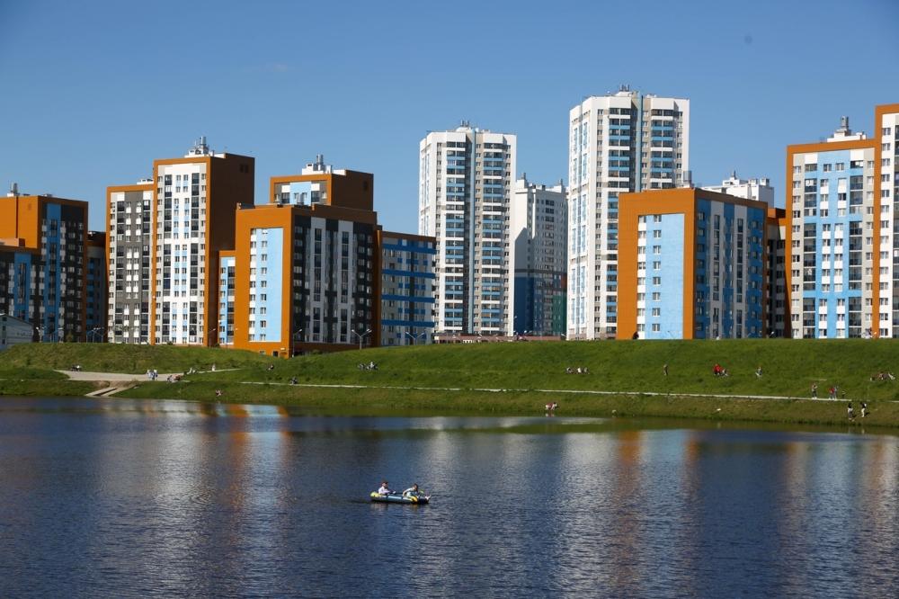 Академический — самый новый, яркий и молодой район Екатеринбурга.